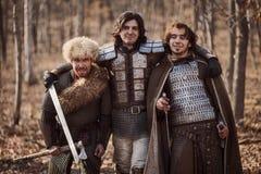Warriors Royalty Free Stock Photos