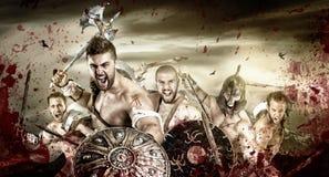 Warriors Royalty Free Stock Photo