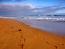 Warrnambool Beach in Australia Stock Photos