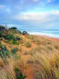 Warrnambool Beach in Australia Royalty Free Stock Photo