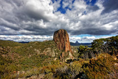 Warrumbungle National Park Stock Photo