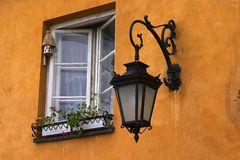 Warsaw. Places in Warsaw - Old Town (Stare Miasto Stock Photos