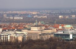 Warsaw Royalty Free Stock Image