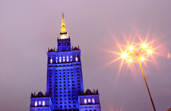 Warsaw Stock Photo