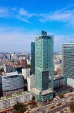 Warsaw Stock Image