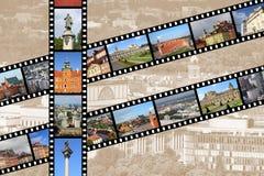 Warsaw royaltyfria bilder
