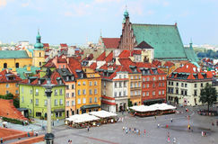 Free Warsaw Stock Photography - 28345872
