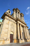 Warsaw - Carmelite church Stock Photos
