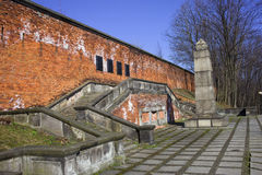 Warsaw Citadel Stock Image