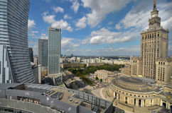 Warsaw City Stock Photos