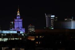 Warsaw City (Poland) Stock Photo