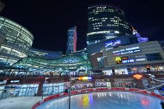 Free Warsaw Downtown View Royalty Free Stock Photography - 66190677