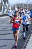 Warsaw Half Marathon 2016 Stock Images
