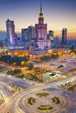 Warsaw. Stock Images