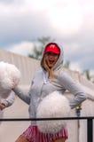 Warsaw Marathon 2016 Stock Photography