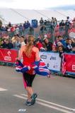 Warsaw Marathon 2016 Stock Photos