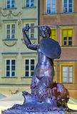 Old Town - Warsaw, Poland.  Stock Photography