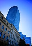 Warsaw modern architecture Stock Photos