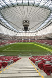 Warsaw National Stadium Royalty Free Stock Photography