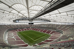 Warsaw National Stadium, Poland Stock Photography