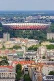 Warsaw National Stadium of Poland Royalty Free Stock Photography