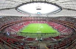 Warsaw National Stadium (Stadion Narodowy) Stock Photo