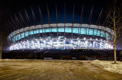 Warsaw new National Stadium, Poland Stock Photography