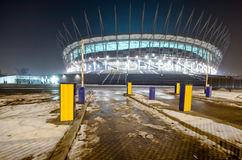 Warsaw new National Stadium, Poland Stock Image