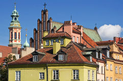 Warsaw Old Town. Stock Image