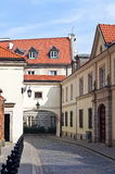 Warsaw Old Town. Royalty Free Stock Image