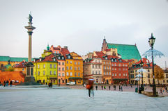 Warsaw Royalty Free Stock Photography