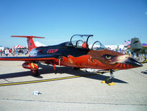 Warsaw Pact Jet Trainer Stock Photography