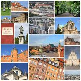 Warsaw Royalty Free Stock Images