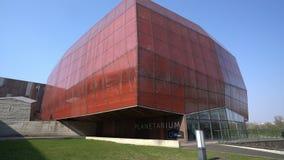 The Planetarium in Warsaw