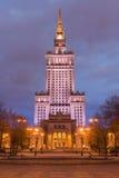 Warsaw - Poland Royalty Free Stock Photo