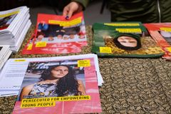 Write For Rights, biggest human rights event of Amnesty International stock photos