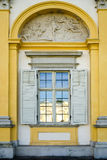 WARSAW, POLAND/EUROPE - SEPTEMBER 17 : Wilanow Palace in Warsaw royalty free stock photography