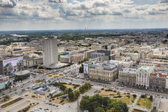 Warsaw, Poland - JULY 09, 2015 View Royalty Free Stock Image
