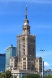 Warsaw, Poland Royalty Free Stock Photography