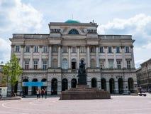 Warsaw, Poland Stock Image