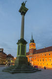 Warsaw Royalty Free Stock Photos