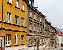Warsaw, Poland old town Stock Image