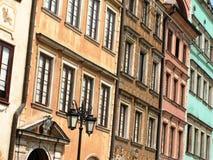 Warsaw, Poland old town Royalty Free Stock Photos