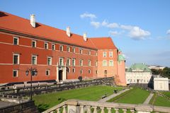 Warsaw, Poland Royalty Free Stock Images