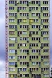 Warsaw, Poland . Skyscraper in the center of city Stock Photos