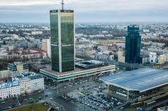 Warsaw Royalty Free Stock Photo