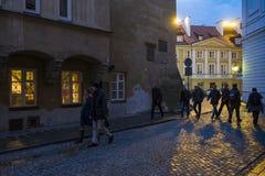 Warsaw - Polland Royalty Free Stock Photo