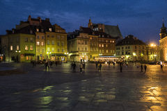 Warsaw - Polland Stock Photography