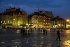 Warsaw - Polland Royalty Free Stock Image