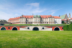 Warsaw - Royal Castle Royalty Free Stock Image